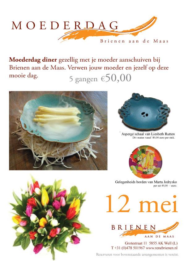 Brienen-aan-de-Maas-Moederdag